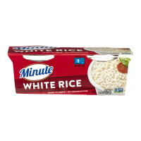Minute Ready To Serve White Rice Mix 2CT 4.4oz EA 8.8oz PKG product image