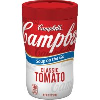 Campbell's Soup on the go Classic Tomato 10.75oz Can product image