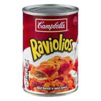 Campbell's Raviolios with Meat Sauce 15oz Can product image