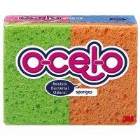 O-Cel-O Sponges Utility Handy Size 4CT PKG product image