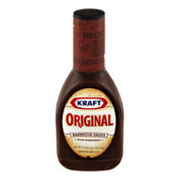 Kraft Original Barbecue Sauce 17.5oz BTL product image