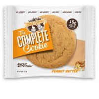 Lenny & Larry's The Complete Cookie Peanut Butter 4oz PKG product image