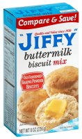Jiffy Buttermilk Biscuit  Mix 8oz product image