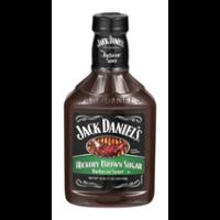 Jack Daniels Hickory Brown Sugar Barbecue Sauce 19oz BTL product image