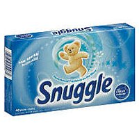 Snuggle Fabric Softner Sheets Blue Sparkle 40CT Box product image