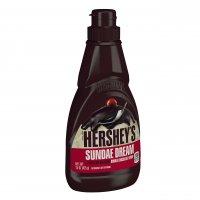 Hershey's Sundae Syrup Double Chocolate 15oz BTL product image