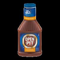 Open Pit Original Barbecue Sauce 18oz BTL product image