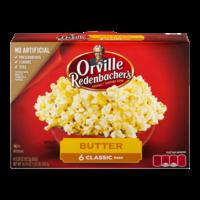 Orville Redenbacher's Microwave Popcorn Butter 6PK 19.74oz PKG product image