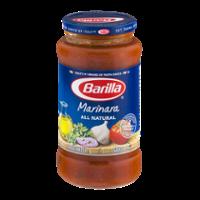 Barilla Marinara Pasta Sauce 24oz Jar product image
