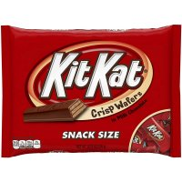 Hershey's Kit Kat Snack Size 10.78oz Bag product image