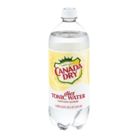 Canada Dry Tonic Water Diet 1LTR BTL product image