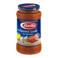 Barilla Roasted Garlic Pasta Sauce 24oz Jar product image