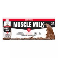 Muscle Milk Nutritional Shake Chocolate 12PK of 11oz EA product image
