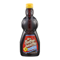 Mrs. Butterworth's Syrup Sugar Free 24oz BTL product image