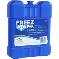 Freez Pak Reusable Ice Substitute 7.25 X 7.5 The Iceberg product image