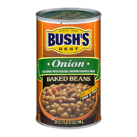 Bush's Best Baked Beans Onion 28oz Can product image