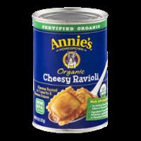 Annie's Organic Cheesy Ravioli 15oz product image