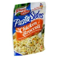 Knorr's Pasta Sides Chicken Broccoli Pasta 4.2oz Bag product image