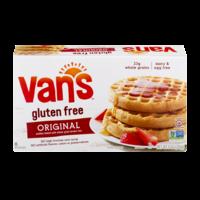 Van's Waffles Gluten Free Original 9oz Box product image