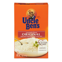 Uncle Ben's Rice Converted Long Grain Original 1LB Box product image