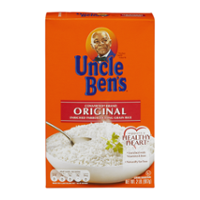 Uncle Ben's Rice Converted Long Grain Original 2LB Box product image