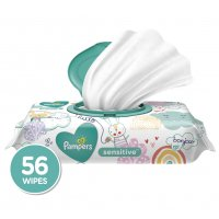 Pampers Baby Wipes Sensitive 56CT product image