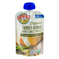 Earth's Best Organic Turkey Quinoa Apple Sweet Potato 3.5oz Pouch product image