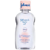 Johnson's Baby Oil 3oz BTL product image
