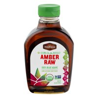 Madhava Organic Agave Nectar Amber 23.5oz BTL product image