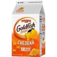 Pepperidge Farm Goldfish Crackers Cheddar 30oz PKG product image