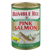 Bumble Bee Pink Salmon 14.75oz Can product image