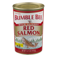 Bumble Bee Red Salmon 14.75oz Can product image