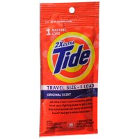 Tide 2XUltra Travel Size 1 Load Original Scent1.6floz product image