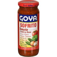 Goya Sofrito Tomato Cooking Base 12oz Jar product image