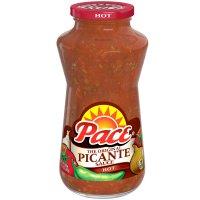 Pace Picante Sauce Hot 24oz BTL product image
