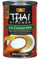 Thai Kitchen Lite Coconut Milk 13.66fl oz Can product image