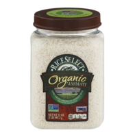 Rice Select Organic Jasmati Rice 32oz product image