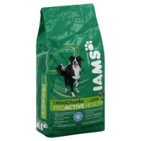 Iams Adult Dry Dog Food ProActive Health Mini Chunks 8LB Bag product image