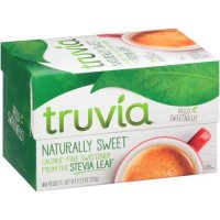 Truvia Sweetener 40 Packet Count Box product image