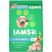 Iams Large Breed Dry Dog Food ProActive Health 15LB Bag product image
