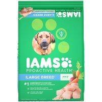 Iams Large Breed Dry Dog Food ProActive Health 15LB Bag product image