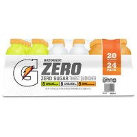 Gatorade Zero Sugar Variety Pack 24PK of 20oz Bottles product image