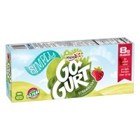 Yoplait Simply Gogurt Strawberry 2oz Tubes 8Pk 16oz product image