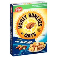 Post Honey Bunches of Oats with Crispy Almonds 14.5oz Box product image