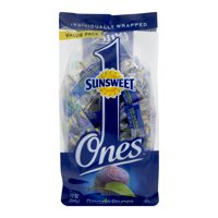 Sunsweet Ones Individually Wrapped Prunes 12oz Bag product image