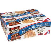 Snyder's of Hanover Pretzels 100 Calorie Pack 36CT .9oz EA 32oz Box product image