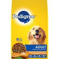 Pedigree Complete Nutrition Adult Dry Dog Food Small Crunchy Bites 3.5LB Bag product image