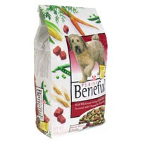Purina Beneful Dry Dog Food Original 3.5LB Bag product image