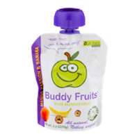 Buddy Fruits Pure Blended Fruit Mango Passion & Banana 3.2oz Pouch product image