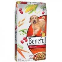 Purina Beneful Dry Dog Food Original 31.1LB Bag product image